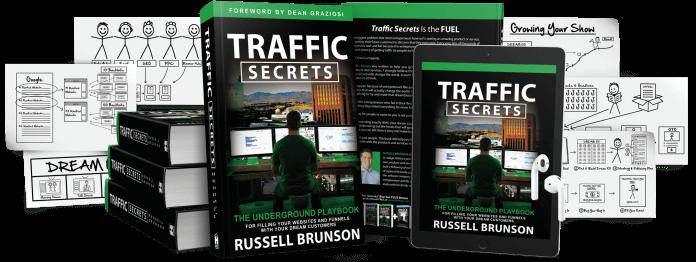 Traffic Secrets book ترافك سيكرت كتاب اسرار حركة المرور